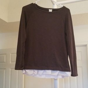 Girls size 14 Crew Cuts by J. Crew Top